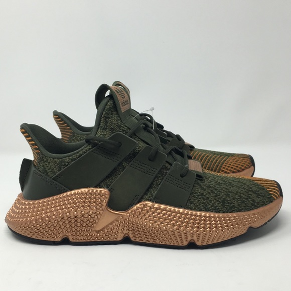 d491286a749b Adidas Prophere Women s DA9616 Green Gold